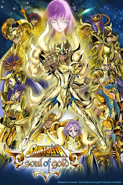 Saint Seiya – Soul of Gold