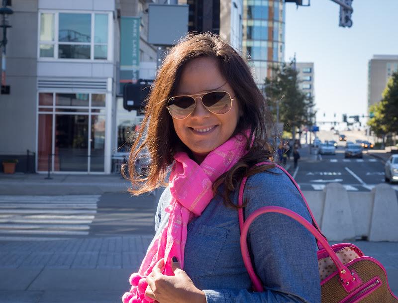 Emily in Boston