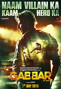 Người Hùng Tái Xuất - Gabbar Is Back poster