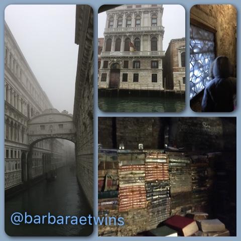 venezia libreria acqua alta, ponte dei sospiri