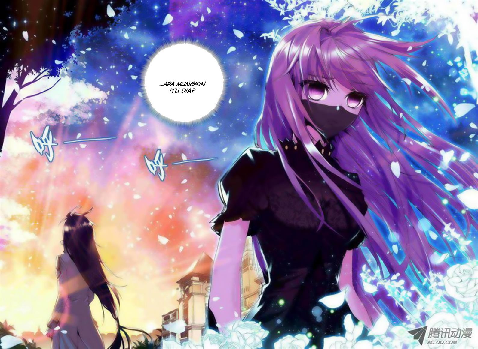 Baca Manga Shen Yin Wang Zuo Chapter 61 Komik Station