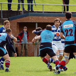 2010-09-11 Dungannon v Quins