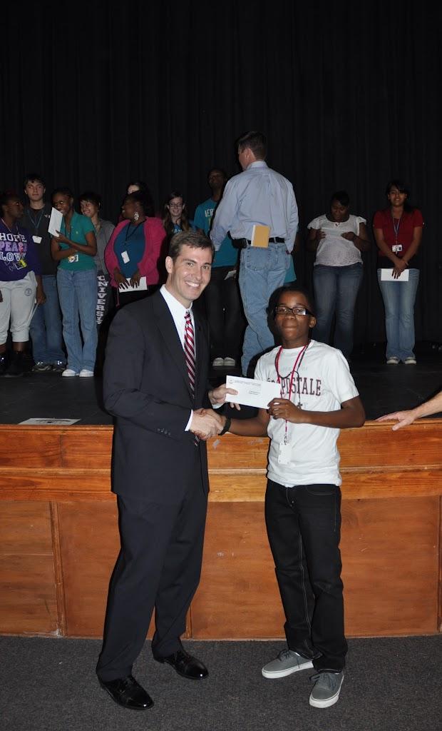 Southwest Arkansas Preparatory Academy Award Letters Hope High School Spring 2012 - DSC_0063.JPG