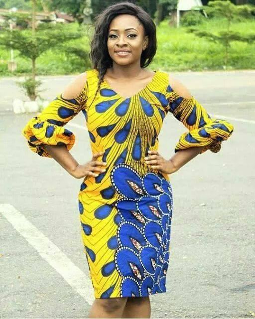 ROCK African Dresses & Prints 2018