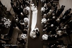Foto 1290pb. Marcadores: 03/09/2011, Casamento Monica e Rafael, Igreja, Igreja Nossa Sra de Bonsucesso, Rio de Janeiro