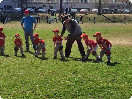 Nehemiah Peewee Tball Falcons