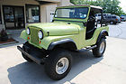 1955 JEEP WILLYS CJ5 WRANGLER Restored 4x4