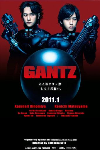 Gantz (2011) สาวกกันสึ พันธุ์แสบสังหาร