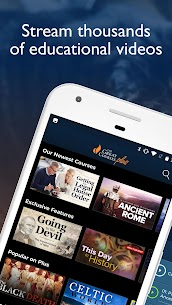 The Great Courses Plus Premium v5.4.6 MOD APK – Online Learning Videos 1