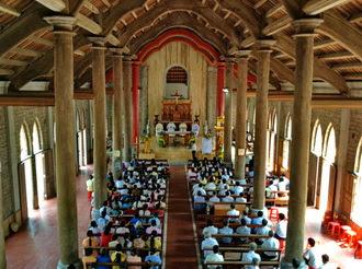 Giáo xứ Bạch Liên: Thánh lễ tạ ơn hoàn thành giai đoạn I đại tu Nhà thờ