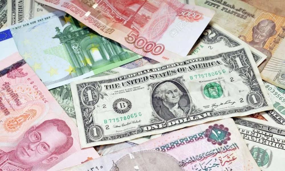 اسعار العملات الاجنبية اليوم الثلاثاء 9 فبراير 2021