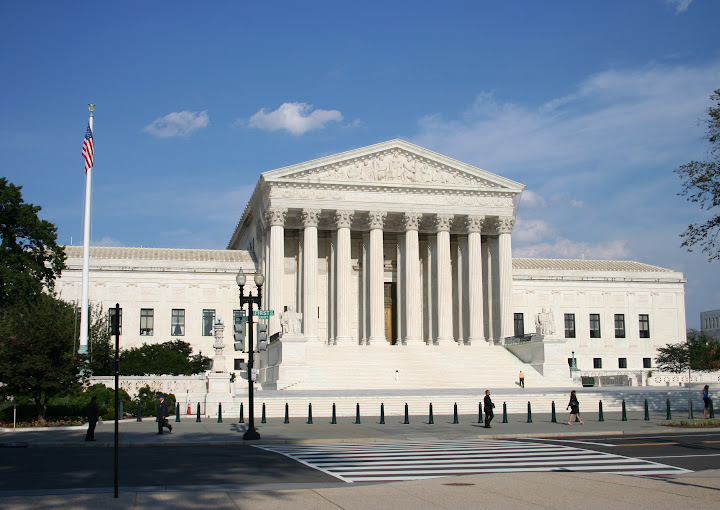 Labor unions win partial victory in dead-locked Supreme Court decision