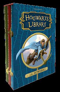 Hogwarts Library Book
