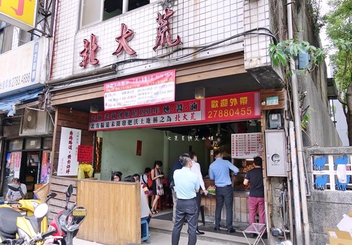 1 北大荒 超大水餃 滷味 南港美食