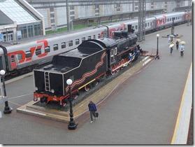 05 vladivostok locomotive donnée par les américains en participation à l'effort de guerre contre les nazis