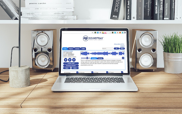 AGsoundtrax-Stock Music Library