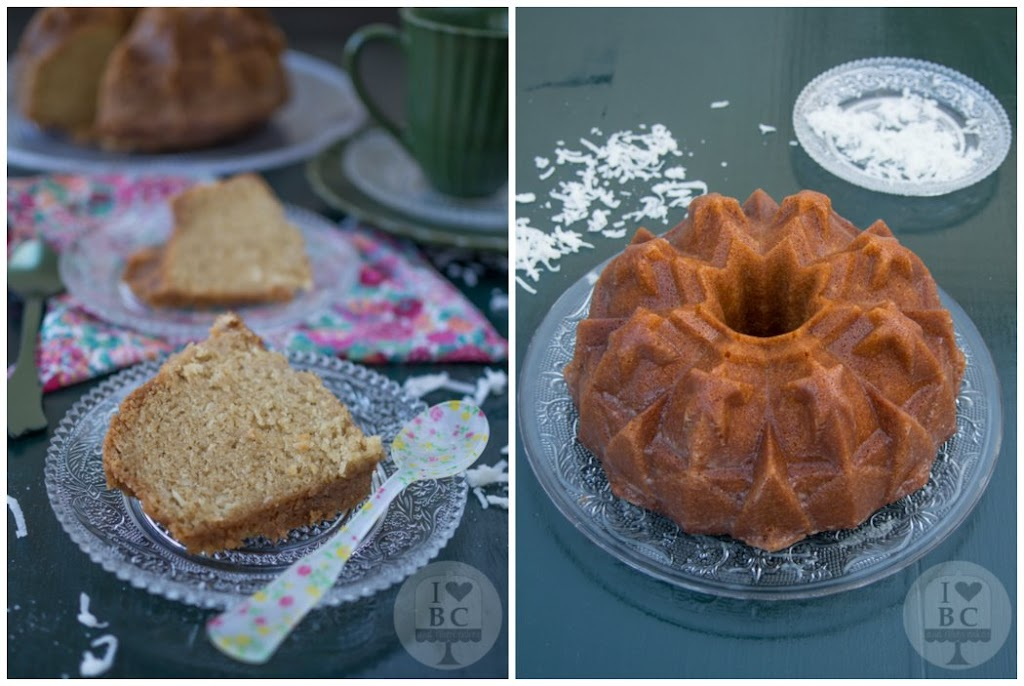 Coconut Milk Bundt Cake