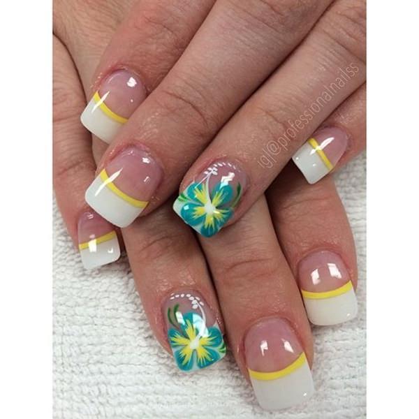 Crazy Colorful Cute Nail Designs