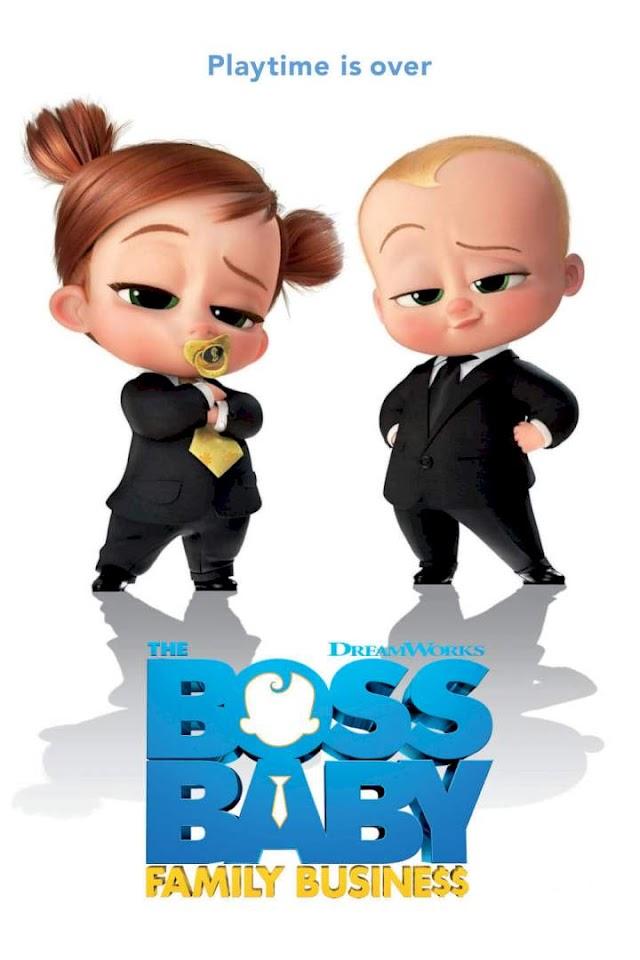 The Boss Baby: Family Business - Full Movie (2021).