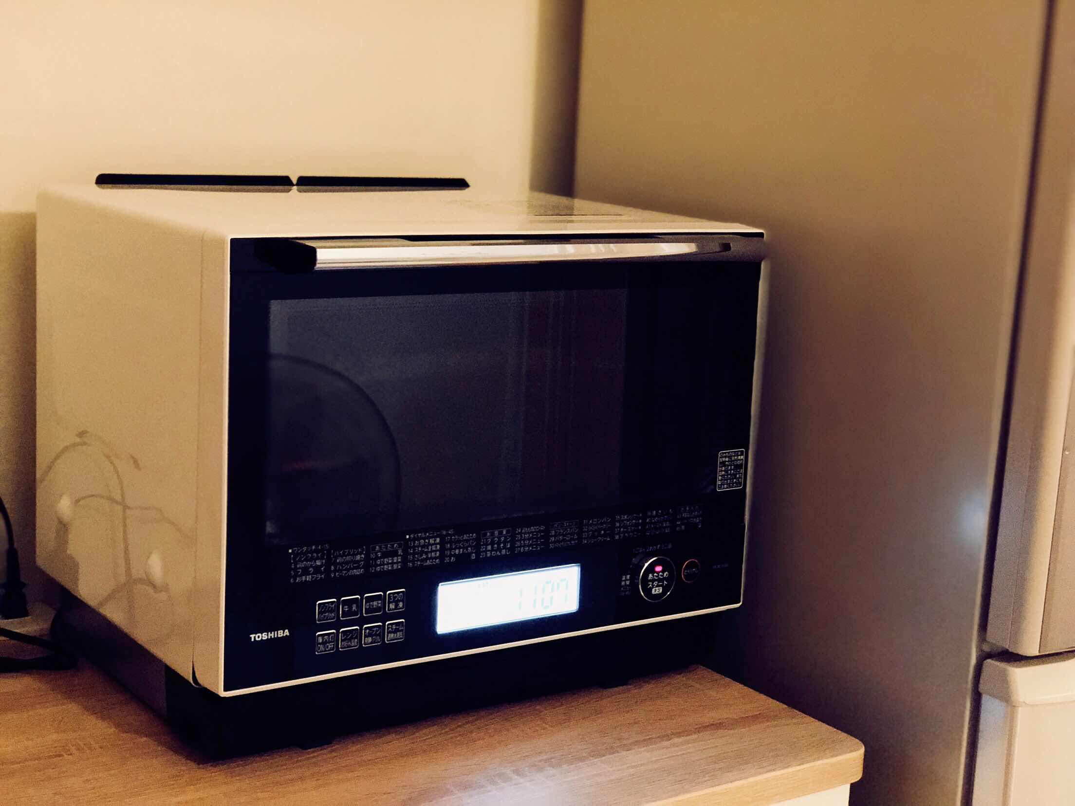 [開箱] 東芝Toshiba 石窯ドームER-RD3000水波爐使用料理心得