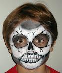 scarey skull