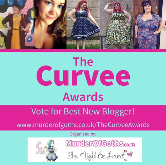 A Small Favour.... The Curvee Awards
