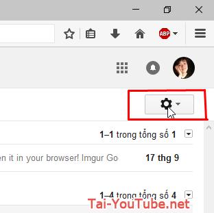 Hướng dẫn cài đặt tính năng Bật/Tắt thông báo khi có thư mới trên Gmail + Hình 4