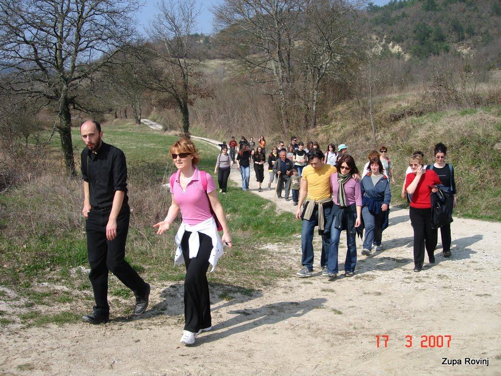 Križni put, Stazom sv. Šimuna, Gračišće - DSC02141.JPG