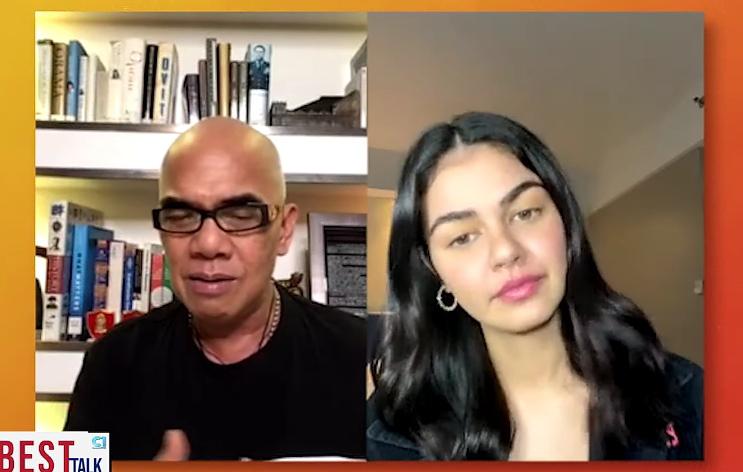 Janine Gutierrez, naniniwalang hindi dapat payagang tumakbo sa eleksyon ang mga may kaso ng Korapsyon