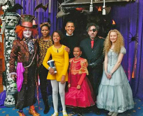 Johnny Depp Leads White House Press Conference Photo Johhny Depp Tim Burton First Family