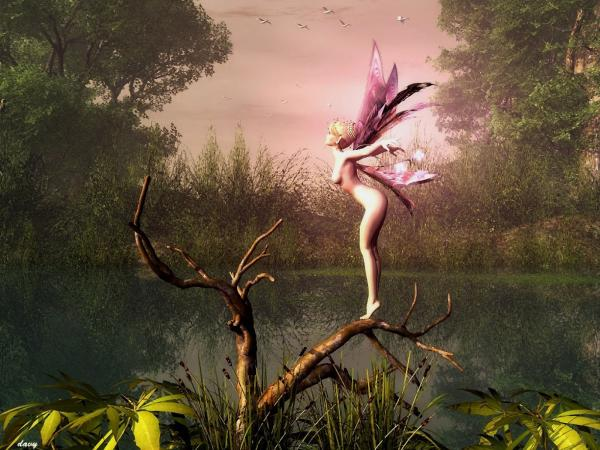 Holy Faery Lady, Fairies 2