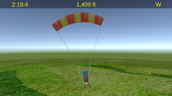 Skydiving Fever- screenshot thumbnail