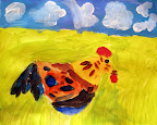 Rooster by Sara