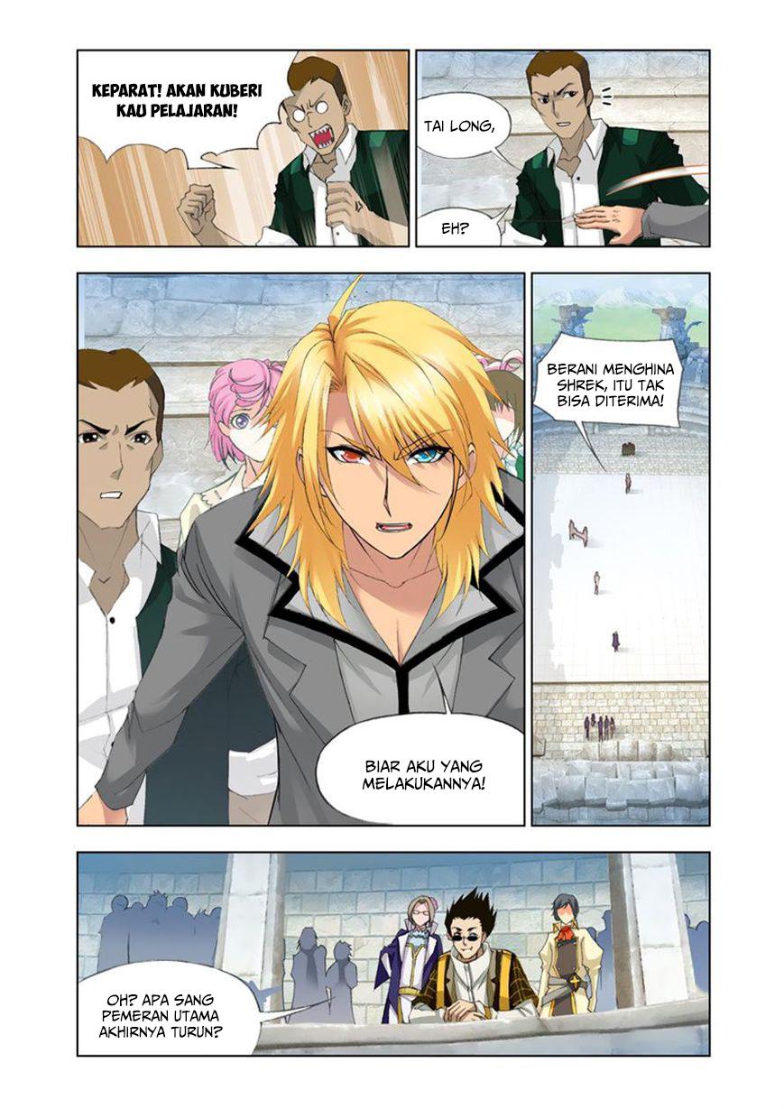 Baca Manga Soul Land Chapter 118 Komik Station