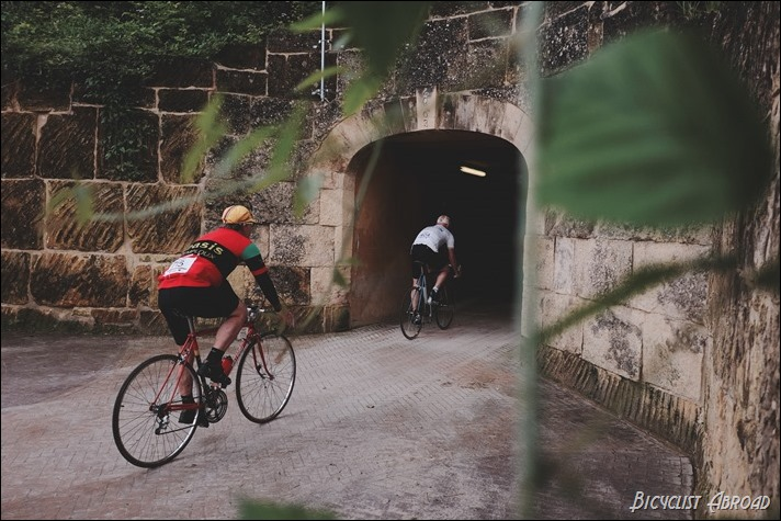 entering caves eroica