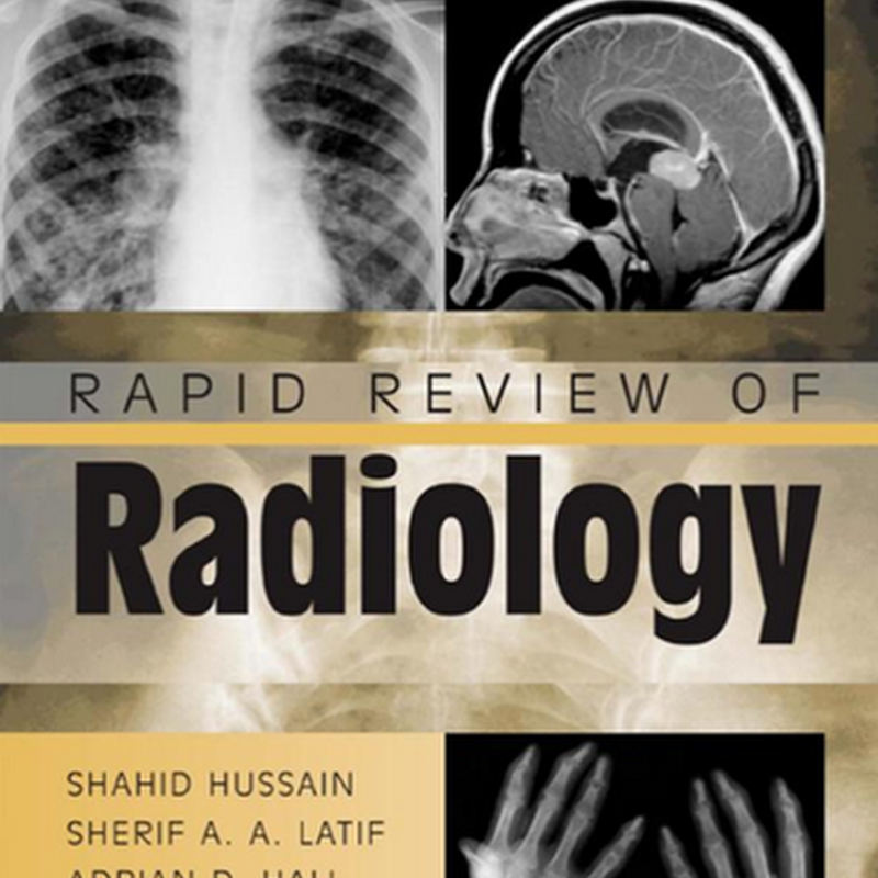 Rapid Review of Radiology (Medical Rapid Review Series)