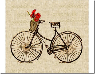 imágenes de bicicletas con flores (12)