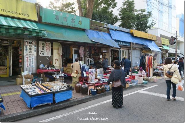 日本四國 高知日曜市 (79)
