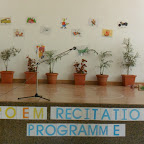 Poem Recitation Programme by JR.KG.2012-13