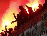 📷  Le message des supporters du Standard avant le Clasico