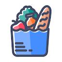 Kausa Food Bazar, Mumbra, Thane logo