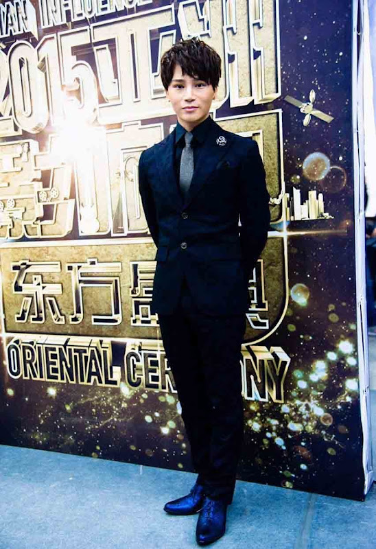 Andy Chen Yi China Actor
