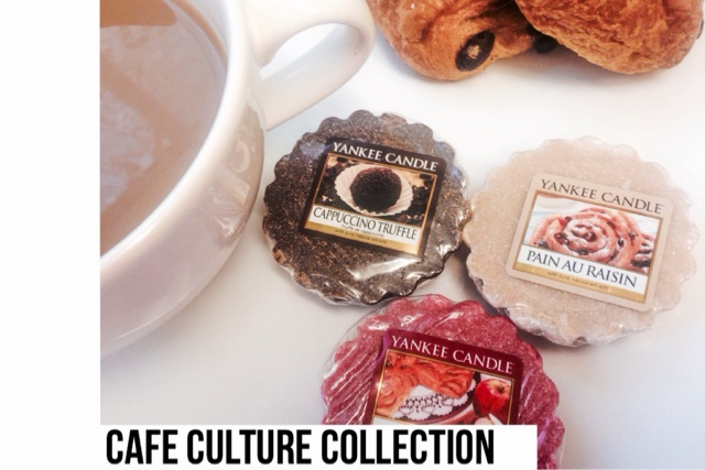 LIFE|Style|Bites: Recent Releases from Yankee Candle Cafe Culture