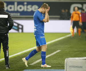 La Gantoise a acceptéla suspensionde deux matchs infligée à l'un de ses cadres