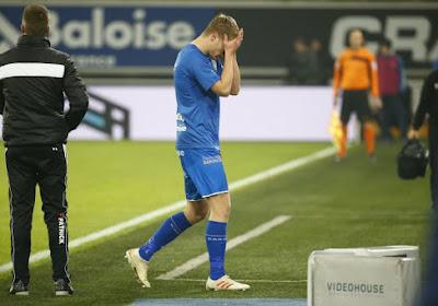 La Gantoise a acceptéla suspensionde deux matchs infligée à Sigurd Rosted