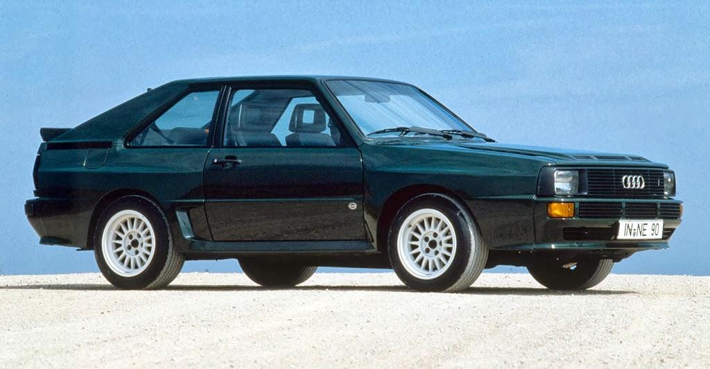 1983 Audi Sport Quattro