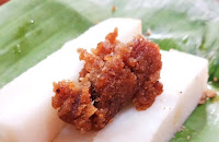 Resepi Nasi Impit Sambal Kelapa