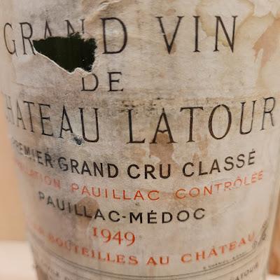 Château Latour 1949 (6) by ©LeDomduVin 2020