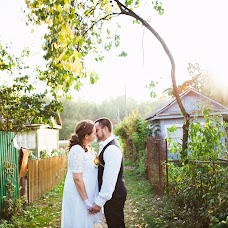 Wedding photographer Nadezhda Vyborova (PhotoNadia). Photo of 15.09.2014