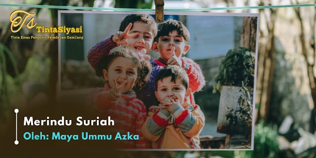 Merindu Suriah